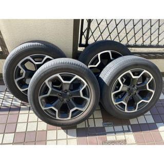 スバル(スバル)のスバル xv 純正ホイール タイヤ 4本セット(タイヤ・ホイールセット)