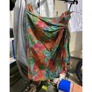 クリスチャンディオール(Christian Dior)のChristianDior スカート(ロングスカート)