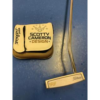 スコッティキャメロン(Scotty Cameron)のScotty Cameron FUTURA 6 M 日本仕様(クラブ)