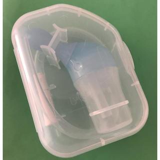 ピジョン(Pigeon)のピジョン 鼻吸い器 水洗いのみ 未使用品 Pigeon(鼻水とり)