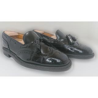 リーガル(REGAL)の【俺の靴-238】★USED 美品/REGAL/J647/タッセル(ドレス/ビジネス)
