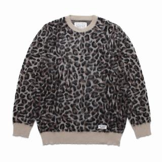 ワコマリア(WACKO MARIA)のwacko maria  mohair sweater  ニット Mサイズ(ニット/セーター)