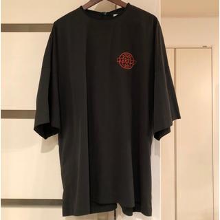 アンブッシュ(AMBUSH)のAMBUSH  バックジップTシャツ(Tシャツ/カットソー(半袖/袖なし))
