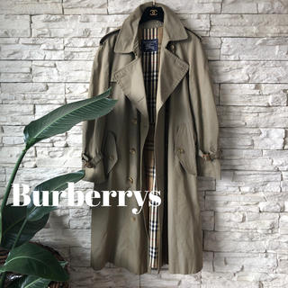BURBERRY - 希少レア!Burberrys トレンチコート