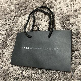 マークバイマークジェイコブス(MARC BY MARC JACOBS)のマークジェイコブス 紙袋 ショップ袋(ショップ袋)