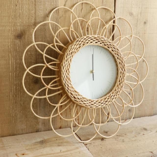 Francfranc(フランフラン)のインテリア時計 インテリア/住まい/日用品のインテリア小物(置時計)の商品写真
