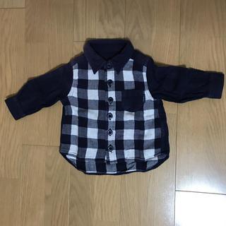ベルメゾン(ベルメゾン)の【ベルメゾン】男の子 シャツ 80cm(シャツ/カットソー)