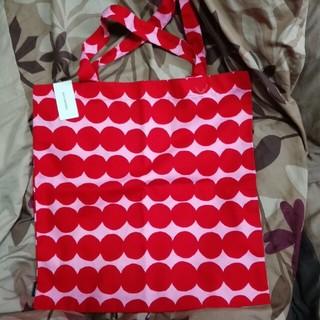 マリメッコ(marimekko)のマリメッコトートバッグ 新品未使用 突然セール11/6迄 購入してください(トートバッグ)