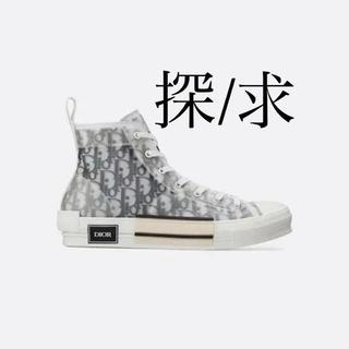 クリスチャンディオール(Christian Dior)の探/求【Dior B23 42~43】(スニーカー)