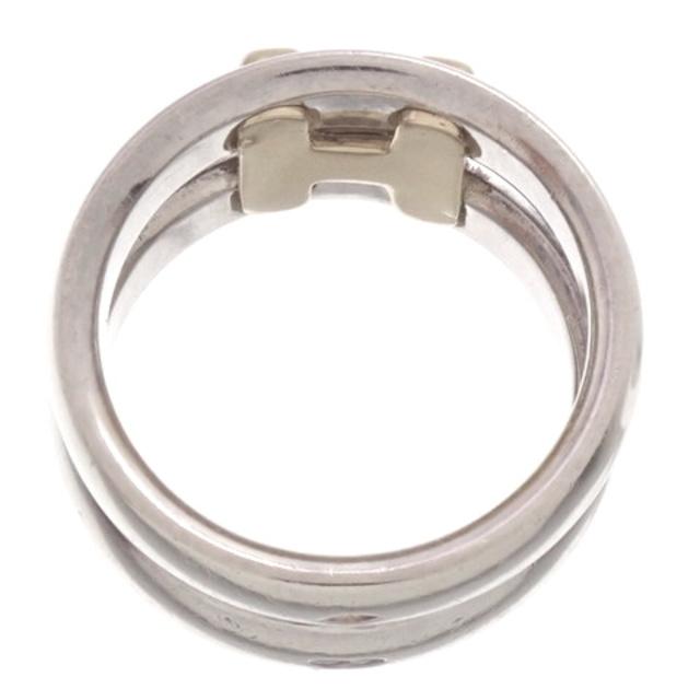 Hermes(エルメス)のエルメスリング・指輪 オランプリング シルバー925 メンズのアクセサリー(リング(指輪))の商品写真