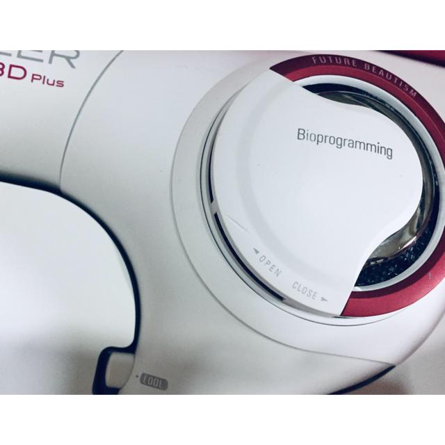 Lumiere Blanc(リュミエールブラン)の【専用です】レプロナイザー  ドライヤー 3D Plus バイオプログラミング スマホ/家電/カメラの美容/健康(ドライヤー)の商品写真