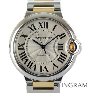 カルティエ(Cartier)のカルティエ バロンブルー オートマティック コンビ  男女兼用腕時(腕時計(アナログ))