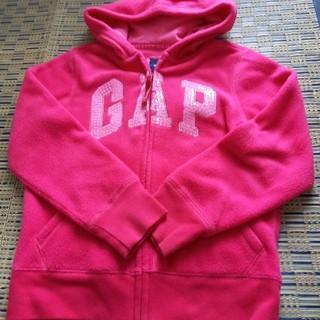 ギャップ(GAP)のGAP フリース パーカー 160  (ジャケット/上着)