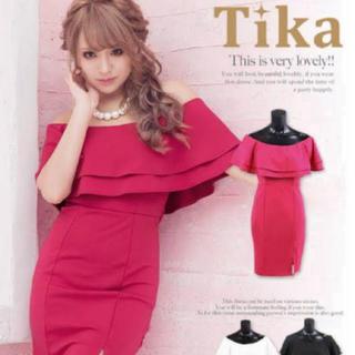 デイジーストア(dazzy store)のTika キャバドレス(ナイトドレス)