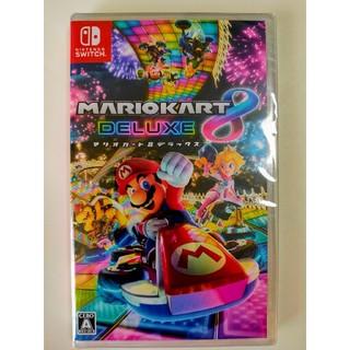 Nintendo Switch - 【新品未開封】マリオカート8デラックス