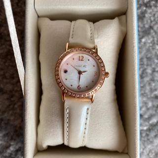 カナルヨンドシー(canal4℃)のcanal 4℃ 腕時計(レディース)(腕時計)