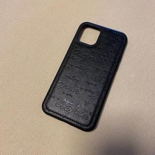 アニエスベー(agnes b.)のiPhone11 pro アニエスベー  iPhoneケース カバー(iPhoneケース)