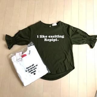 repipi armario - トレーナー /  五分袖Tシャツ
