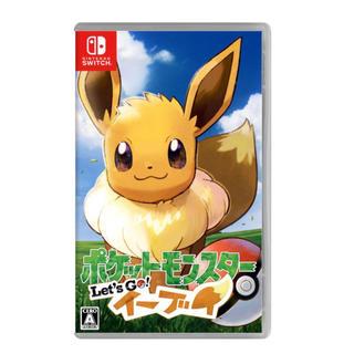 Nintendo Switch - ポケットモンスター イーブイ