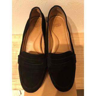 アグ(UGG)のUGG ローファー 23cm(ローファー/革靴)