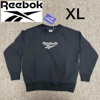 Reebok - reebok スウェット 黒 XL