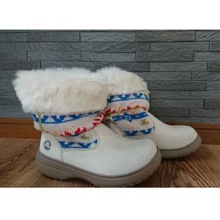クロックス(crocs)のcrocs 22cm(ブーツ)