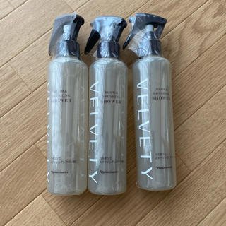 ナリスケショウヒン(ナリス化粧品)のナリス ベルベッティ ヘアミスト3本(ヘアウォーター/ヘアミスト)