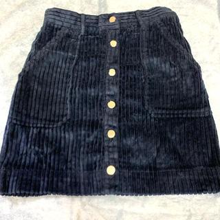 デイシー(deicy)のmint333様専用 DEICY コーデュロイタイトスカート 美品(ひざ丈スカート)
