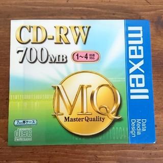 maxell CD-RW 1枚