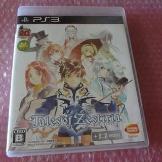 プレイステーション3(PlayStation3)のPS3 テイルズ ゼスティリア⇒送料無料(家庭用ゲームソフト)