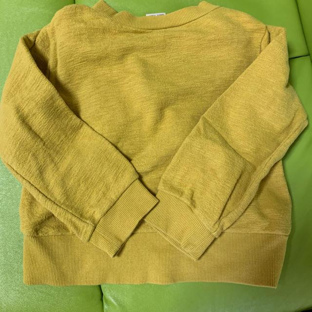 petit main(プティマイン)のプティマイントレーナー キッズ/ベビー/マタニティのキッズ服女の子用(90cm~)(Tシャツ/カットソー)の商品写真