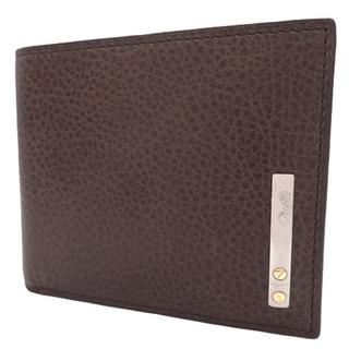 カルティエ(Cartier)のカルティエ コンパクト財布 2つ折り札入れ(折り財布)