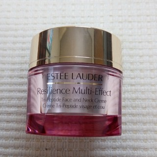 エスティローダー(Estee Lauder)のエスティローダーレジリアンスマルチエフェクトクリーム(フェイスクリーム)