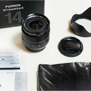 富士フイルム - FUJIFILM XF 14mm F2.8 R