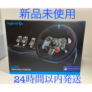 PlayStation4 - Logicool driving force G29 ロジクール 新品未使用