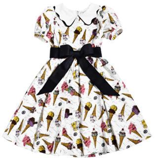 "Q-pot. - ""Q-pot. Dress""2020 アイスクリームワンピース"