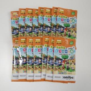 ニンテンドウ(任天堂)のとびだせどうぶつの森amiiboカード 15パックセット(Box/デッキ/パック)