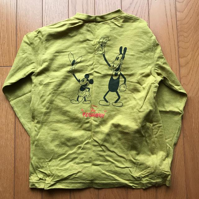 MARKEY'S(マーキーズ)のキッズ マーキーズ ポケット付きロンT 120 キッズ/ベビー/マタニティのキッズ服男の子用(90cm~)(Tシャツ/カットソー)の商品写真