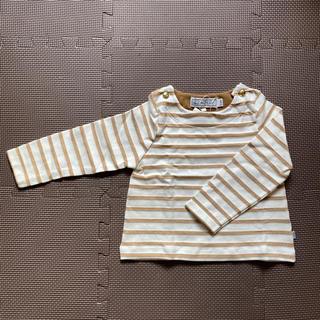 プチバトー(PETIT BATEAU)のプチバトー トップス プルオーバー(Tシャツ/カットソー)