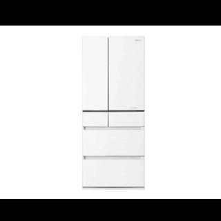 Panasonic - 冷蔵庫 希少 600L フルフラットガラストップ エコナビ ナノイー