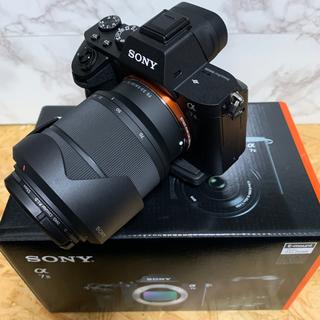SONY - 新品同様 おまけ付き α7 II ILCE-7M2K ズームレンズキット