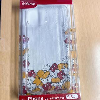 ディズニー(Disney)のiPhone11 Pro、iPhoneX、iPhoneXS ケース(iPhoneケース)