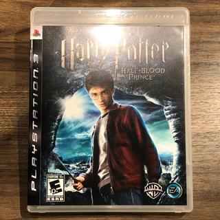 プレイステーション3(PlayStation3)のハリーポッター と謎のプリンス ps3  北米版 harry potter(家庭用ゲームソフト)