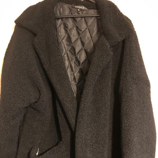 PEACEMINUSONE(ピースマイナスワン)のGD風ボアジャケット メンズのジャケット/アウター(Gジャン/デニムジャケット)の商品写真