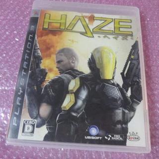 プレイステーション3(PlayStation3)のPS3 HAZE (ヘイズ)⇒送料無料(家庭用ゲームソフト)