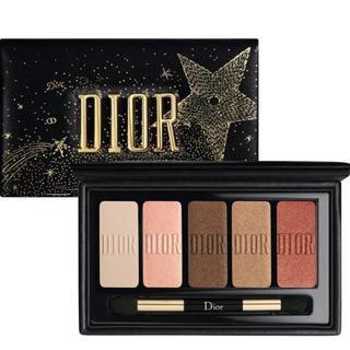 Dior - ディオール スパークリングクチュール アイパレット クリスマスコフレ 限定 新品