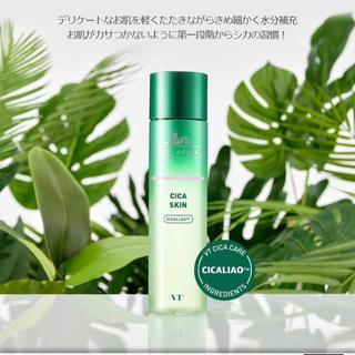 VT Cosmetics シカ スキン 化粧水  CICA SKIN 200ml