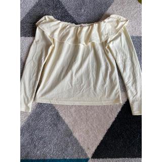 ハニーズ(HONEYS)のトップス(オフショルダー)(Tシャツ(長袖/七分))
