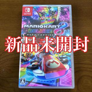Nintendo Switch - 【新品】マリオカート8 デラックス Switch