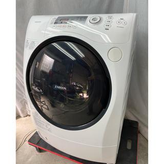トウシバ(東芝)の東芝ドラム式洗濯乾燥機9.0kg 節水ザブーン TW-G540L(洗濯機)